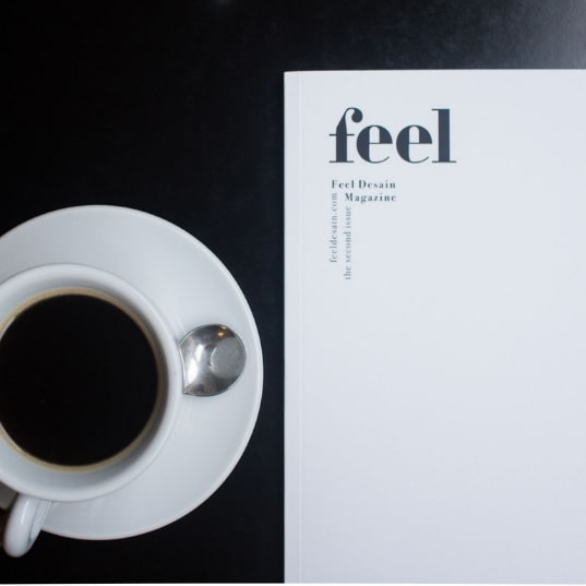 Feel desain | Food for creative minds
