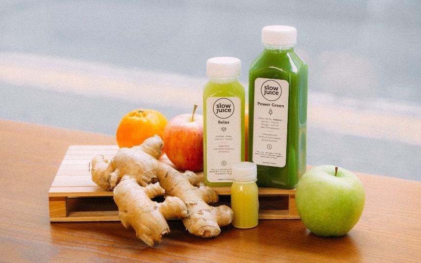 Slow Juice Press, per fare il pieno di vitamine ogni giorno