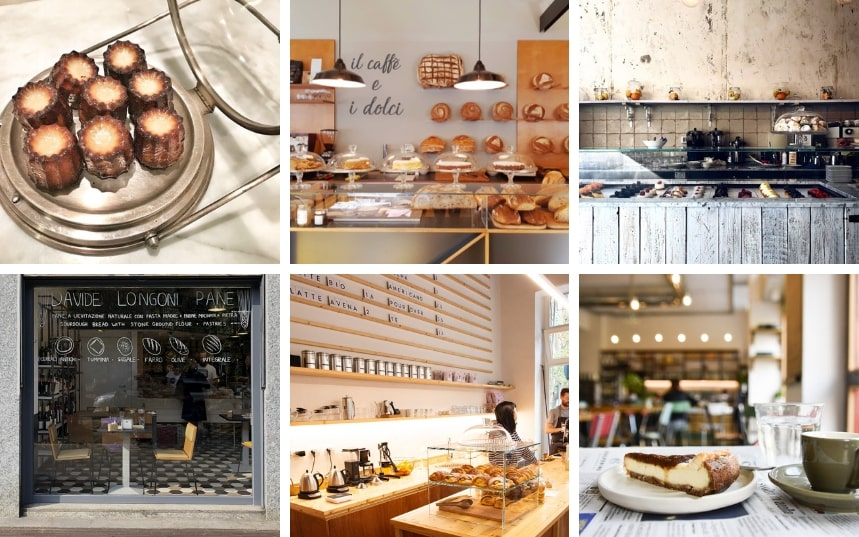 The six best breakfast places in Milan