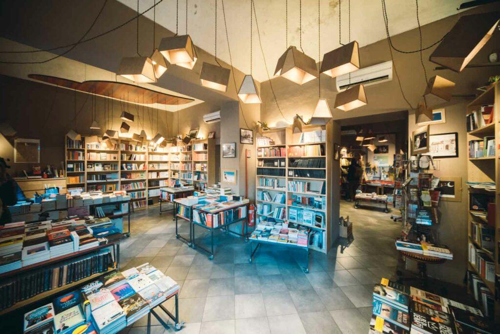 libreria ponte sulla dora torino