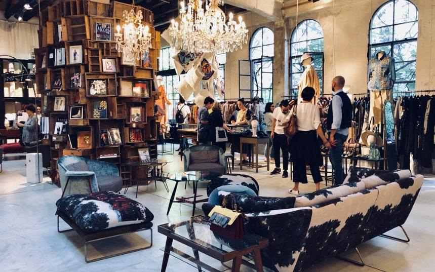Alla corte di Marras: il concept store senza tempo di Milano