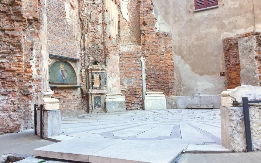La Cappella di Santa Maria alla Porta: una chiesetta a cielo aperto