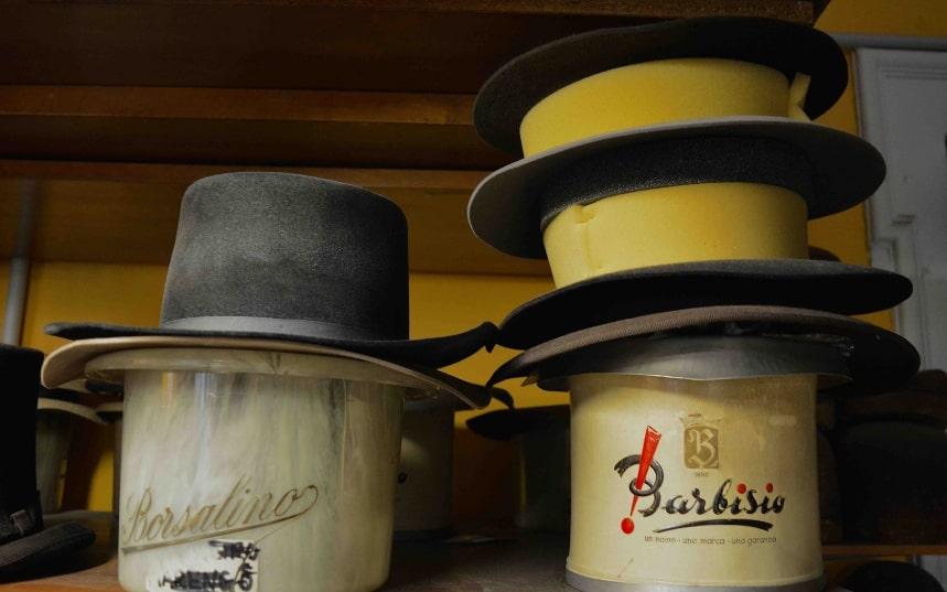Cappelleria Melegari: il regno del cappello in China Town