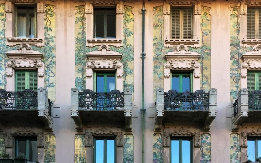 Casa Galimberti e Casa Guazzoni: due gioielli nascosti