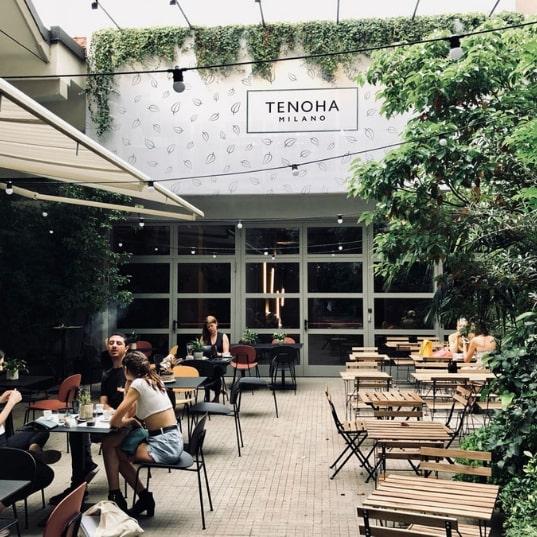 TENOHA: il Giappone a Milano