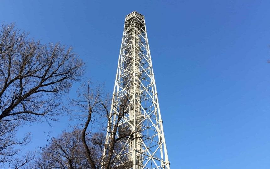 Il Belvedere dimenticato: la Torre Branca di Gio Ponti
