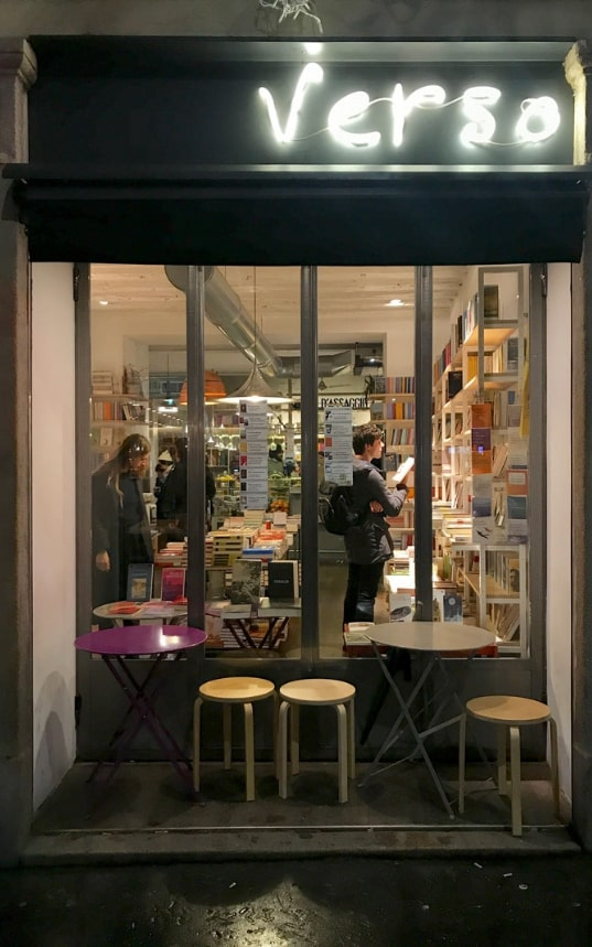 Libreria Verso Milano