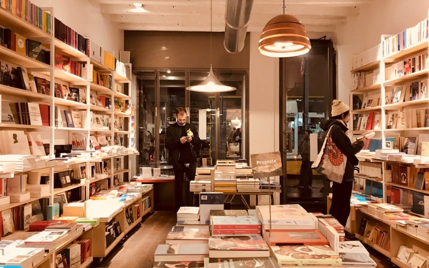 Libreria Verso Milano: le librerie indipendenti (con bar!) e altre alchimie