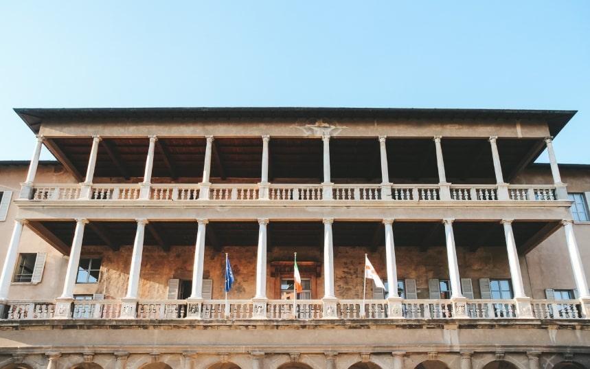 Musiche e voci di Villa Simonetta