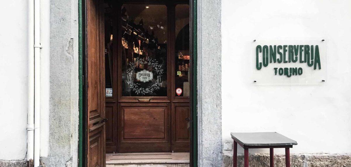La Conserveria Pastis nel centro di Torino
