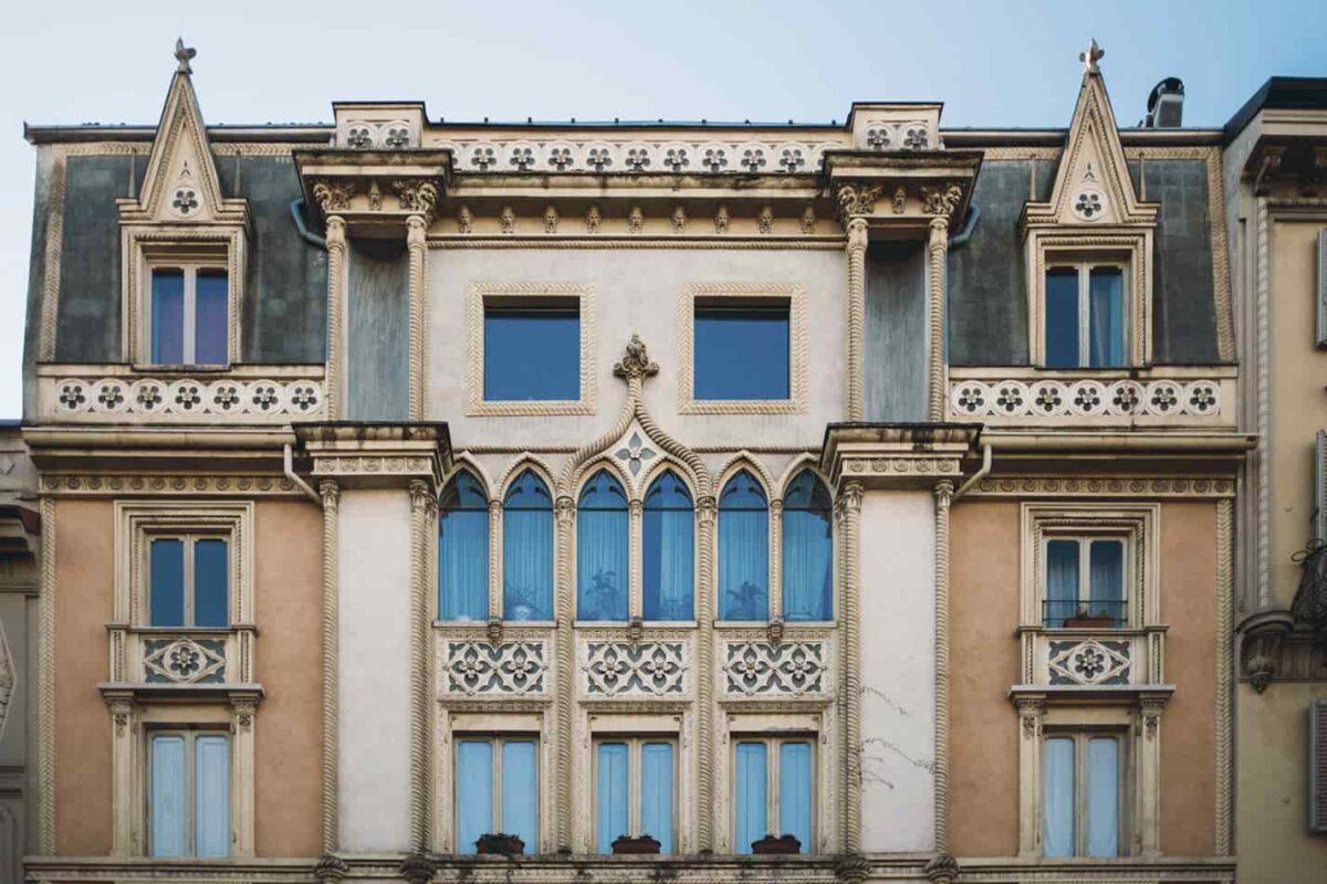 Le case di Torino