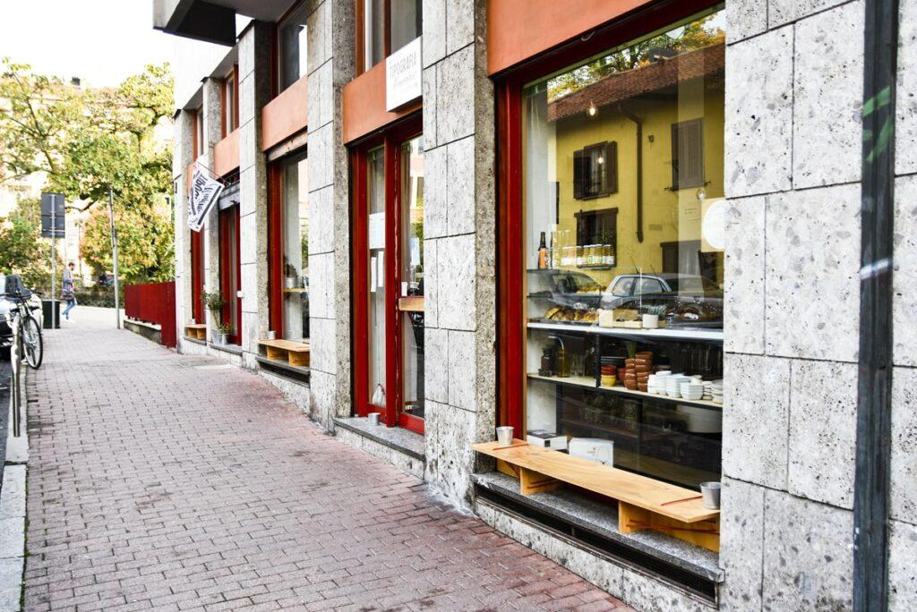 Tipografia Alimentare a Milano