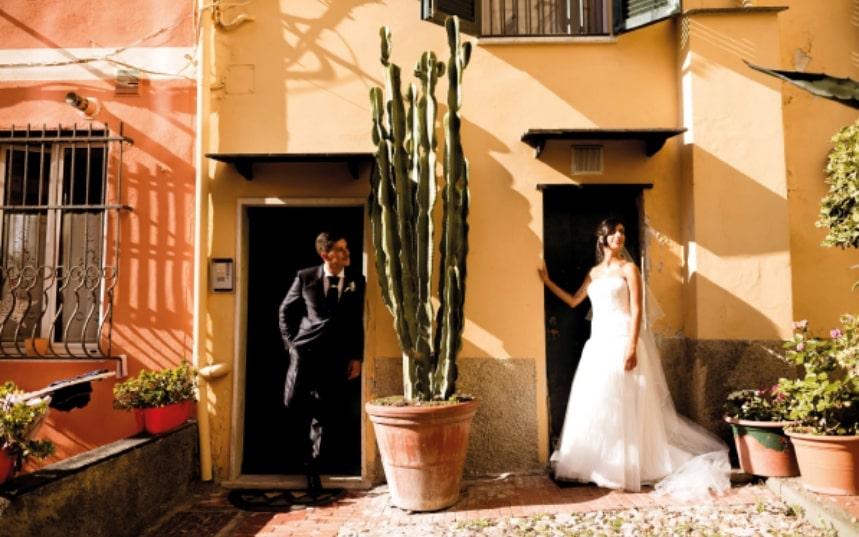 Fiori d'arancio | Dove sposarsi a Genova
