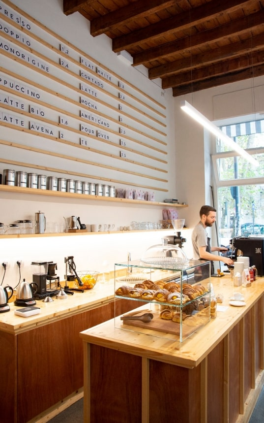 Orsonero Coffee, a colazione con l'orso nero