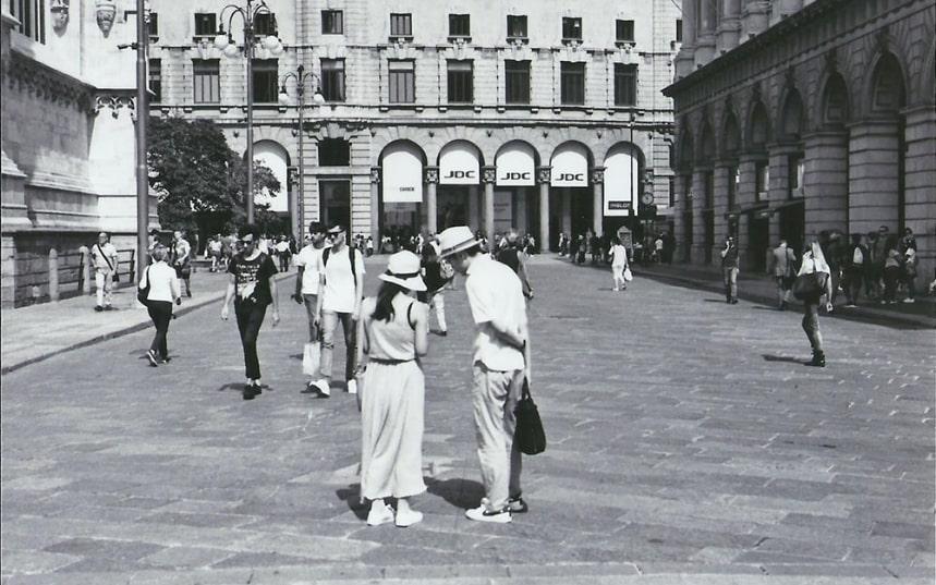 Milano in analogico Rullino #1