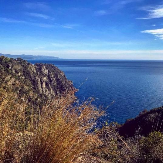 Trekking facile a Portofino e ritorno in battello