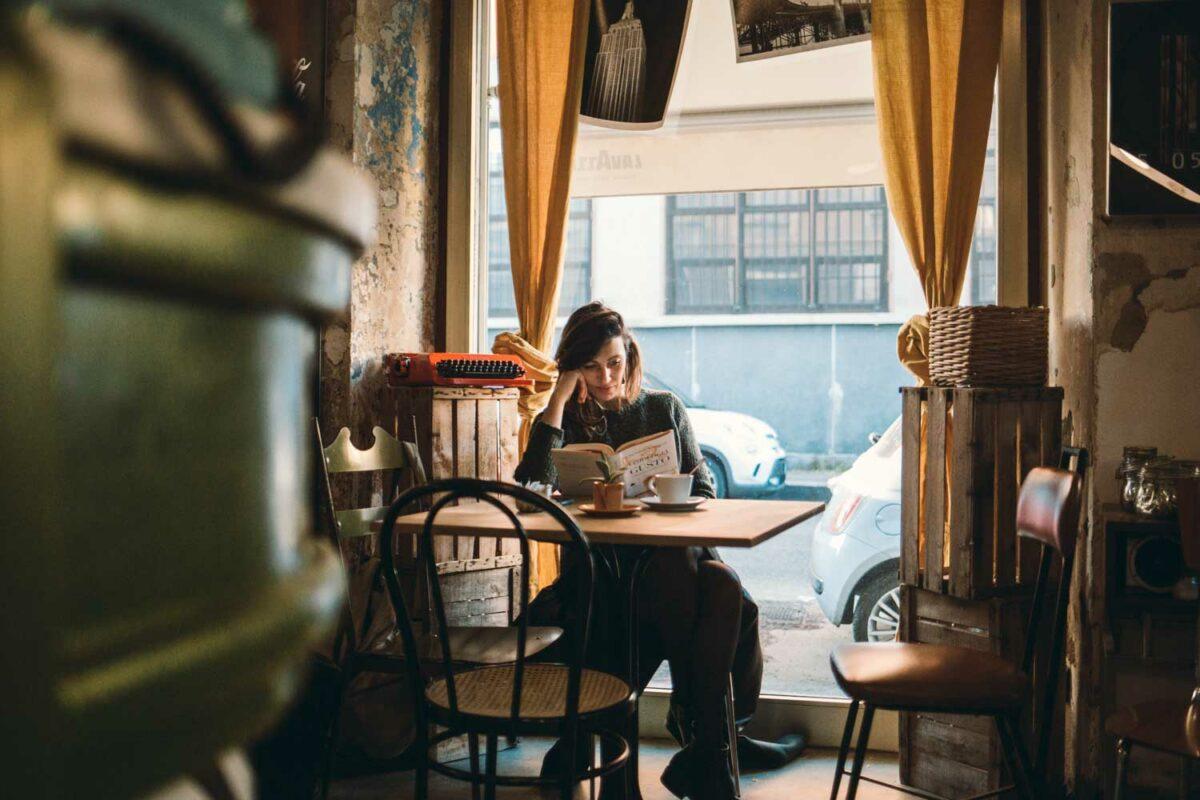 Breve itinerario attorno alla Dora: libri, bar, mattoni e limoni
