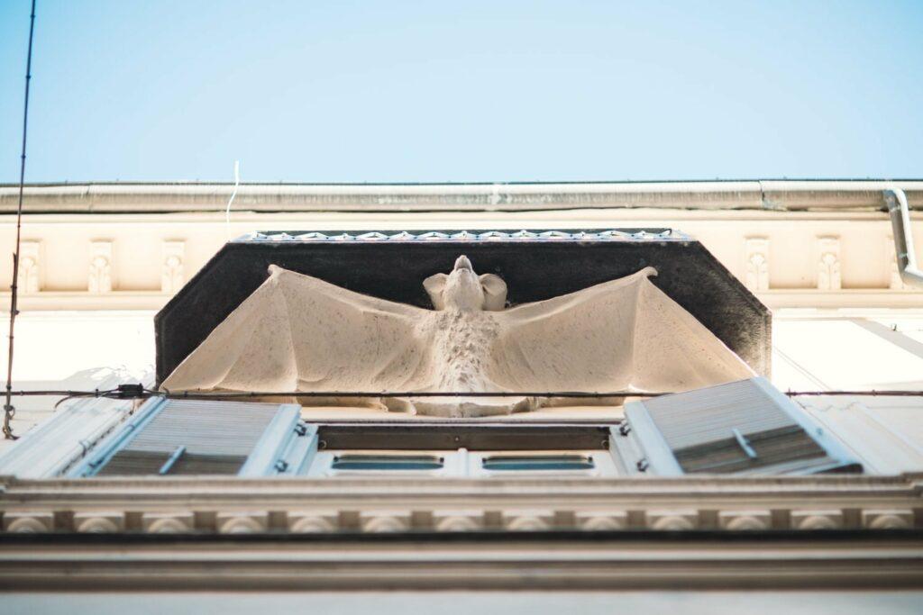 guida ai posti più instagrammabili di Torino pipistrelli