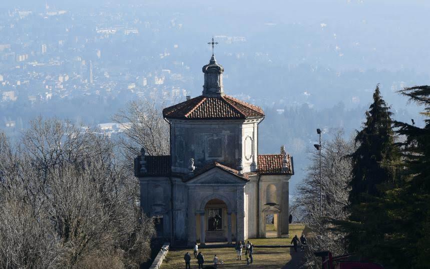 Varese: tra Ville d'epoca e Monti Sacri