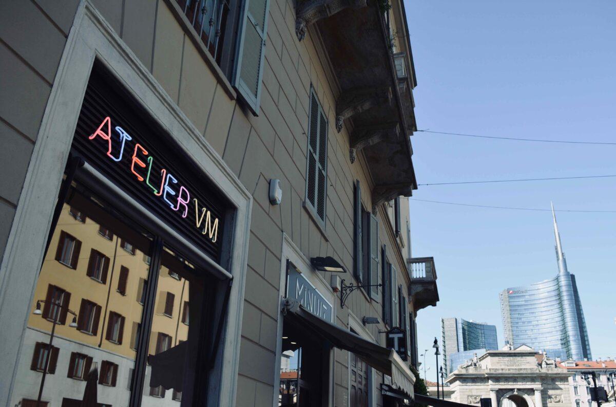 Atelier VM   A Milano, il gioiello è 'L'Essenziale'