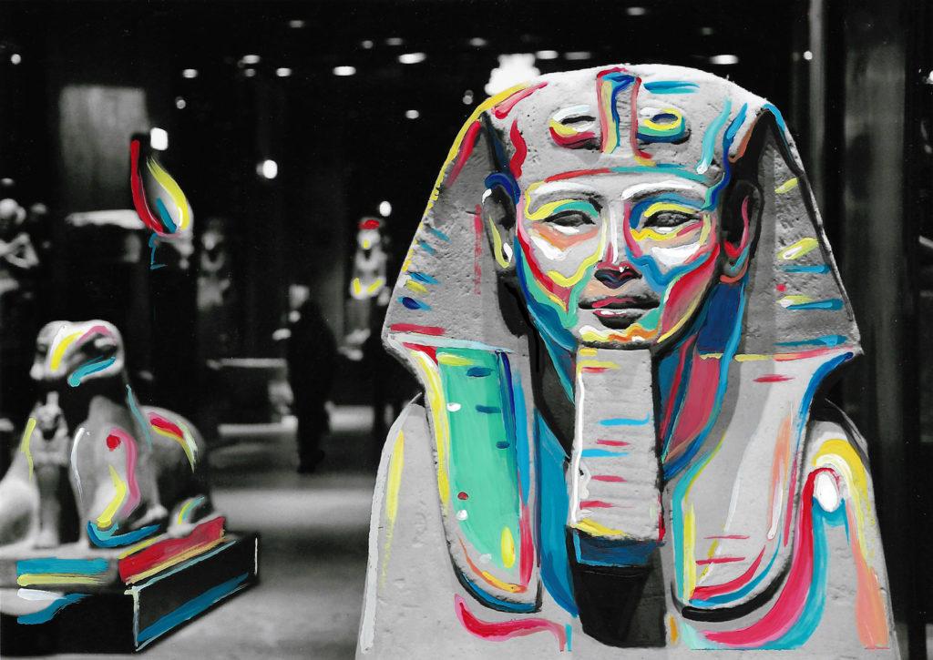 Dare colore a Torino – il Museo Egizio