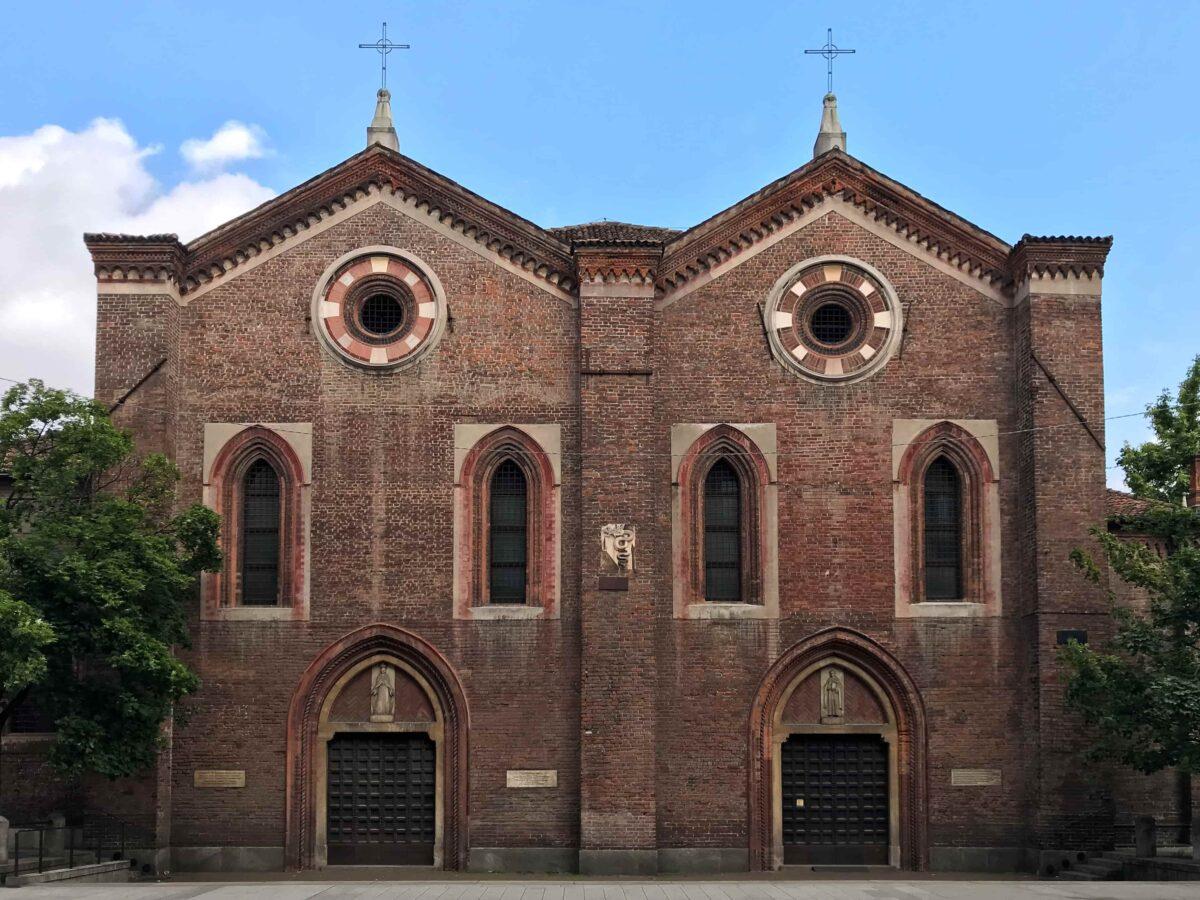 Le chiese gemelle di Milano: l'Incoronata