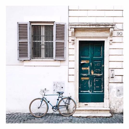 Prendiamo la bici e avventuriamoci nelle strade di Roma
