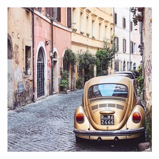 Le strade di Roma