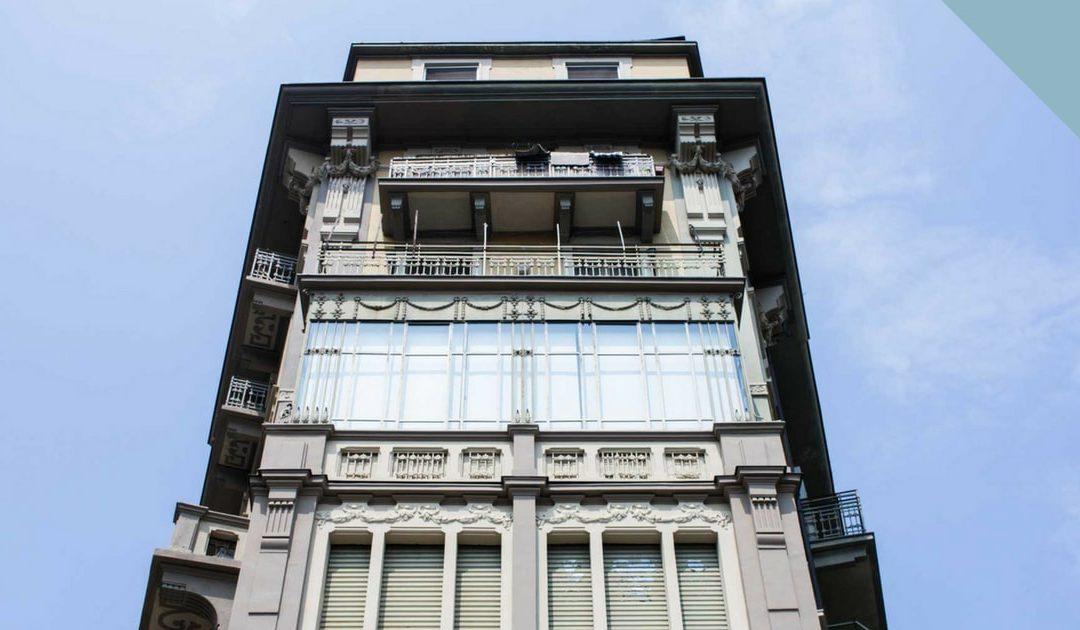 Alla scoperta delle case di Open House tra il centro e Aurora. Torino in bicicletta