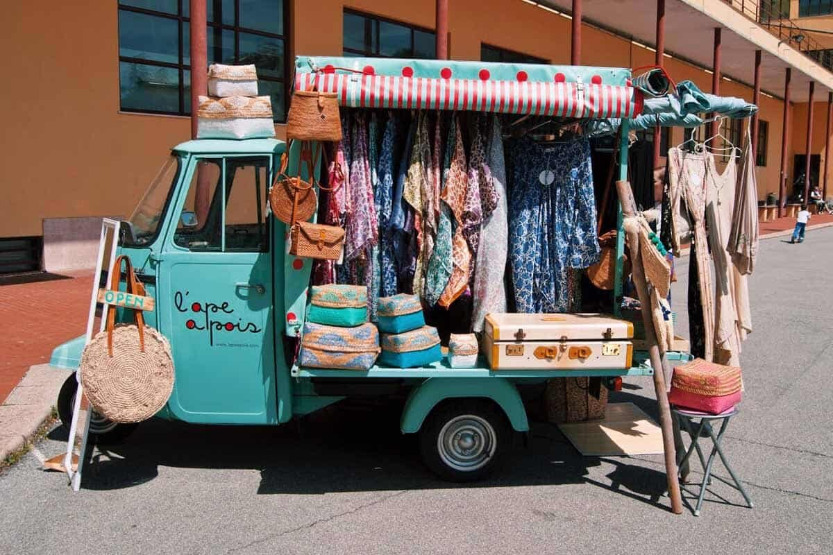 Ape a Pois: una Slow Shopping Experience