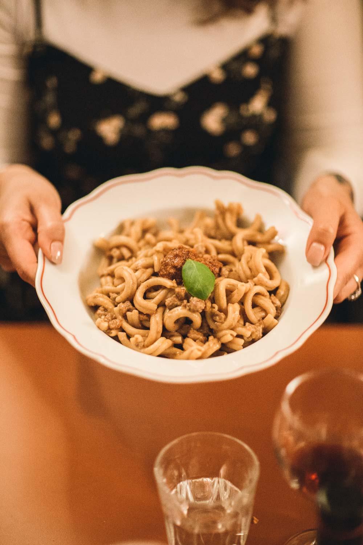 Miscusi, molto più di un semplice piatto di pasta