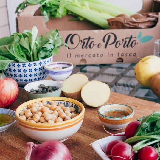 Orto e Porto: i produttori locali a domicilio