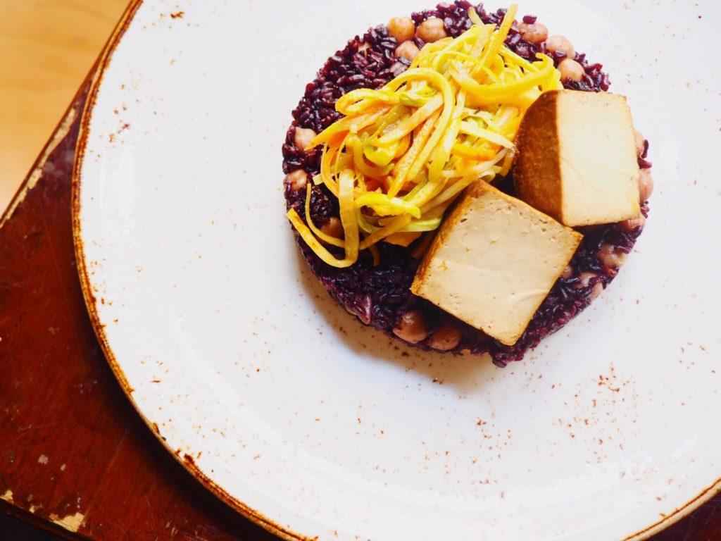 ristoranti vegani e vegetariani a Torino