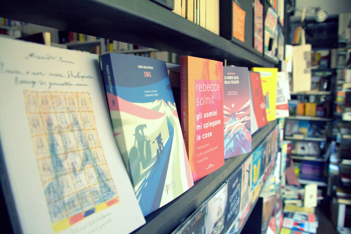 Libreria Therese: la piccola Manhattan dei libri
