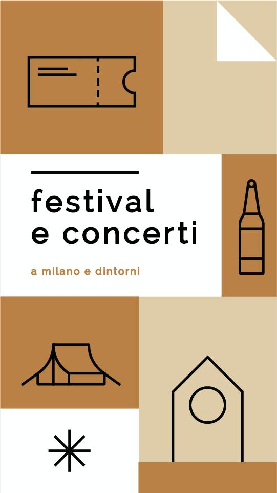 I festival estivi fuori Milano: i 5 più belli di questa estate