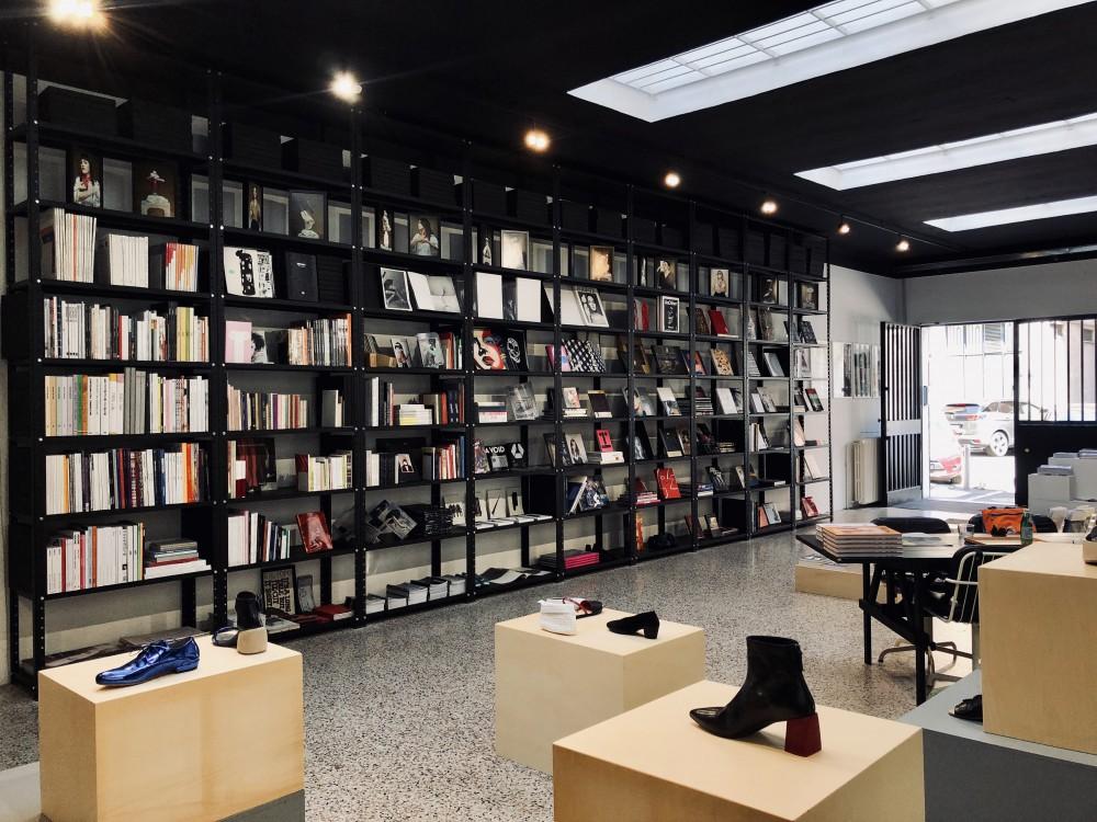 Marsèll Paradise, un eclettico concept store