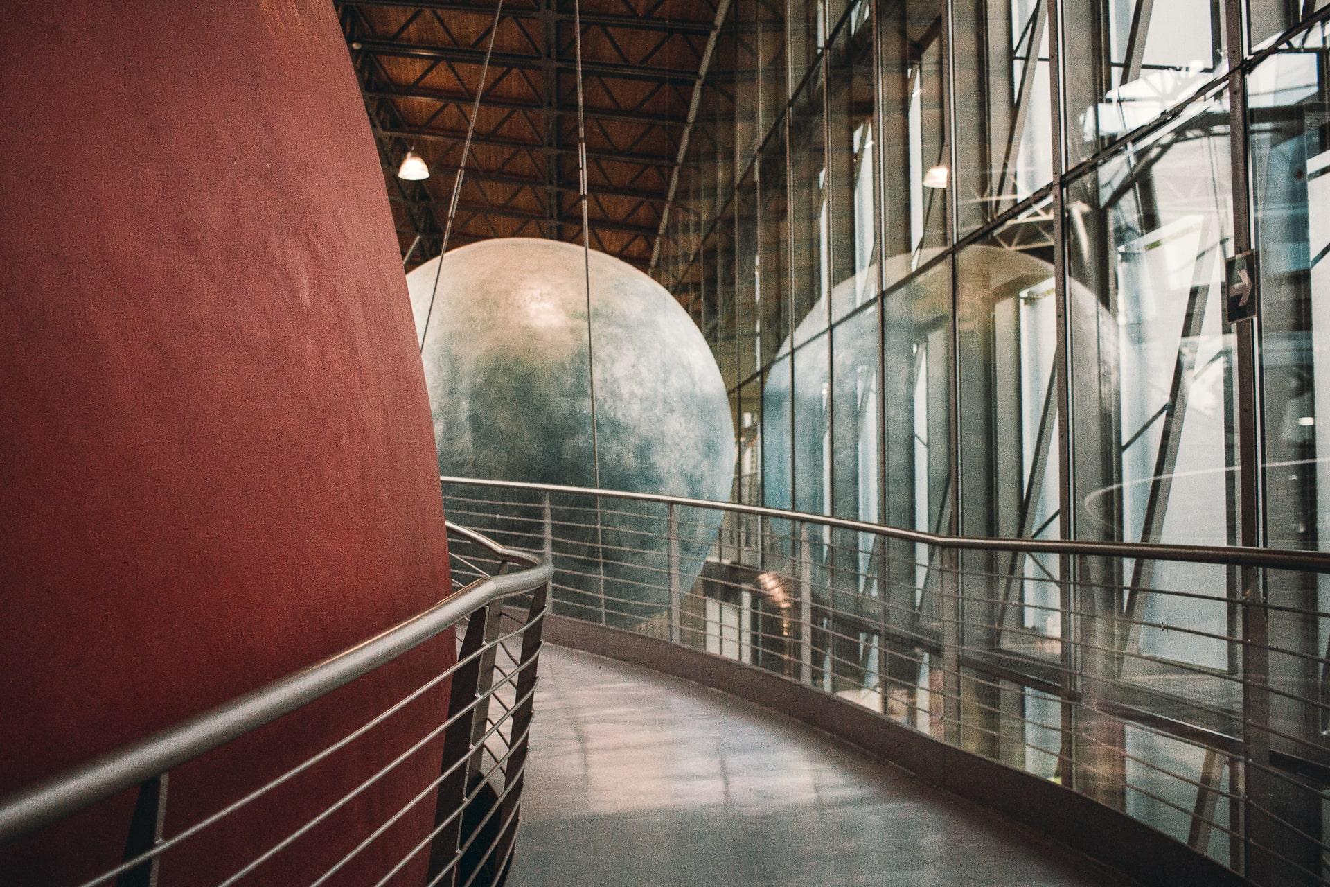 Infini.TO – Planetario Torino, Museo dell'Astronomia e dello Spazio