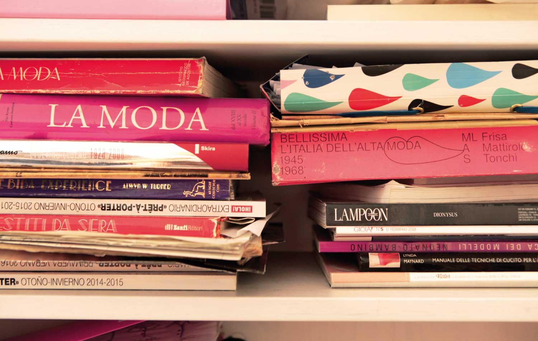 libri di moda