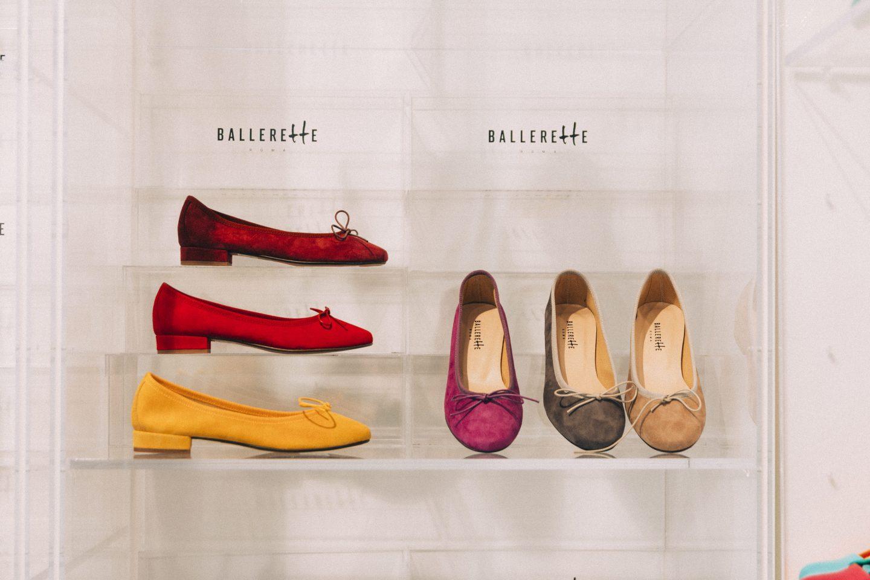 comprare popolare d6fe7 44677 Ballerette a Torino: ballerine made in Italy   Le strade di ...