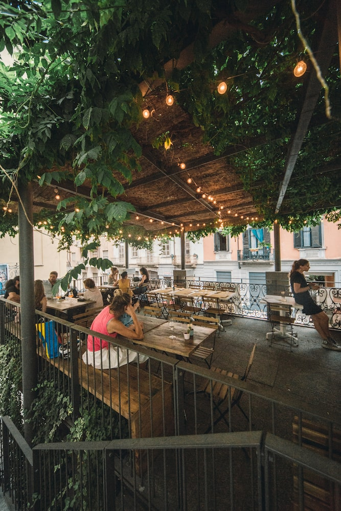 Bere all'aperto a Torino