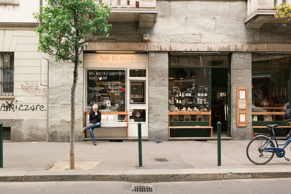 gelaterie in San Salvario
