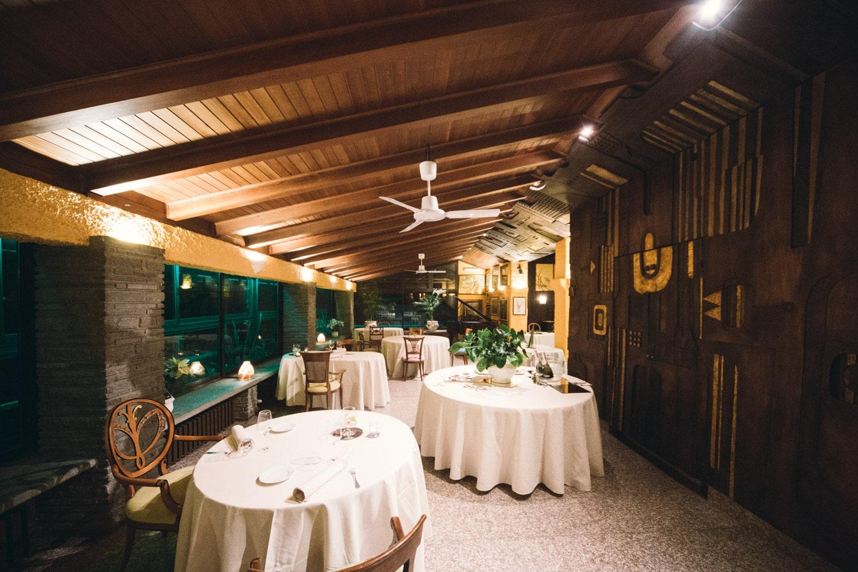 ristorante La Cloche 1967