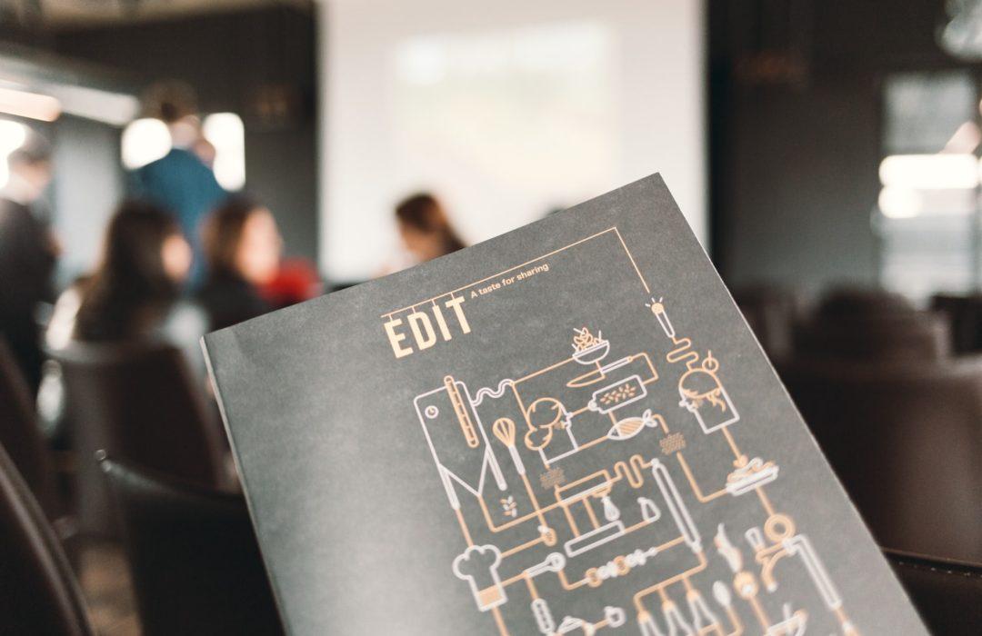 Sono stato alla presentazione di EDIT Torino – A taste of sharing, ecco com'è andata
