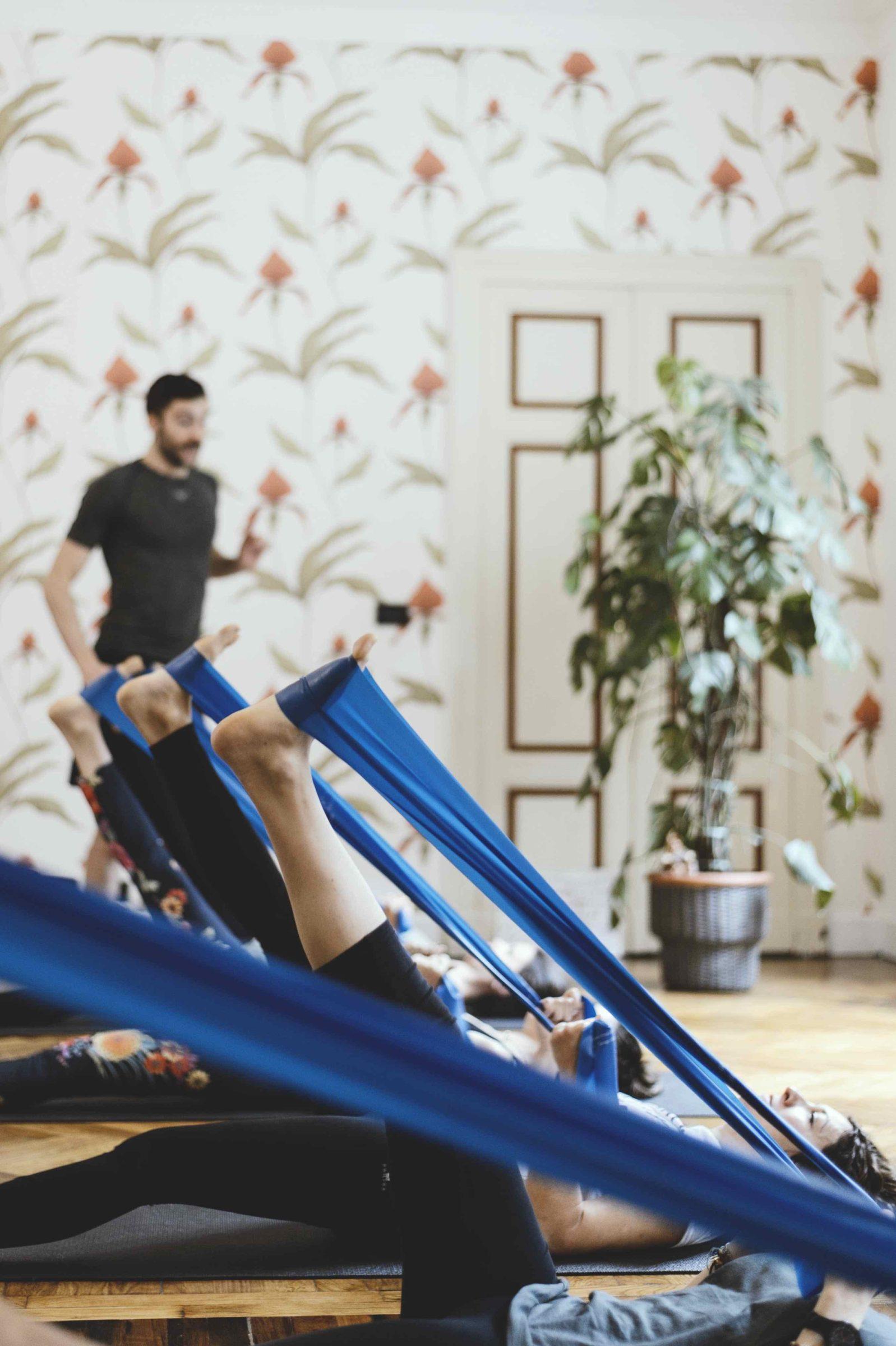 La mia prima lezione di Pilates a Torino da Studio Corpore
