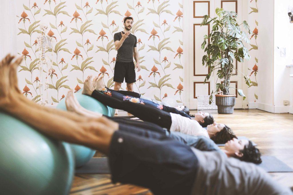 pilates a Torino