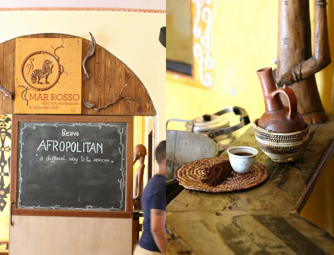 ristorante eritreo Torino