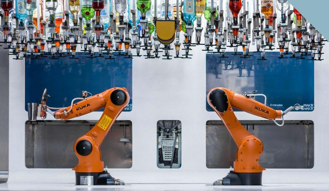 ROBO.TO | Il primo Robo-Drink Bar della città