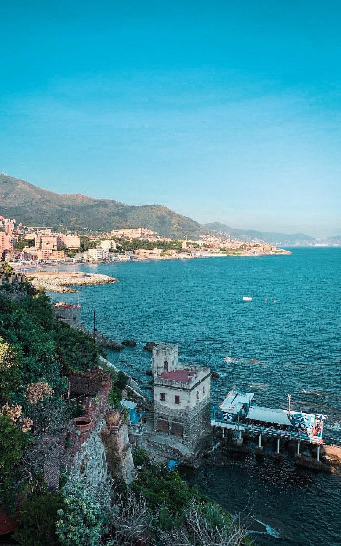 Bere a Genova all'aperto