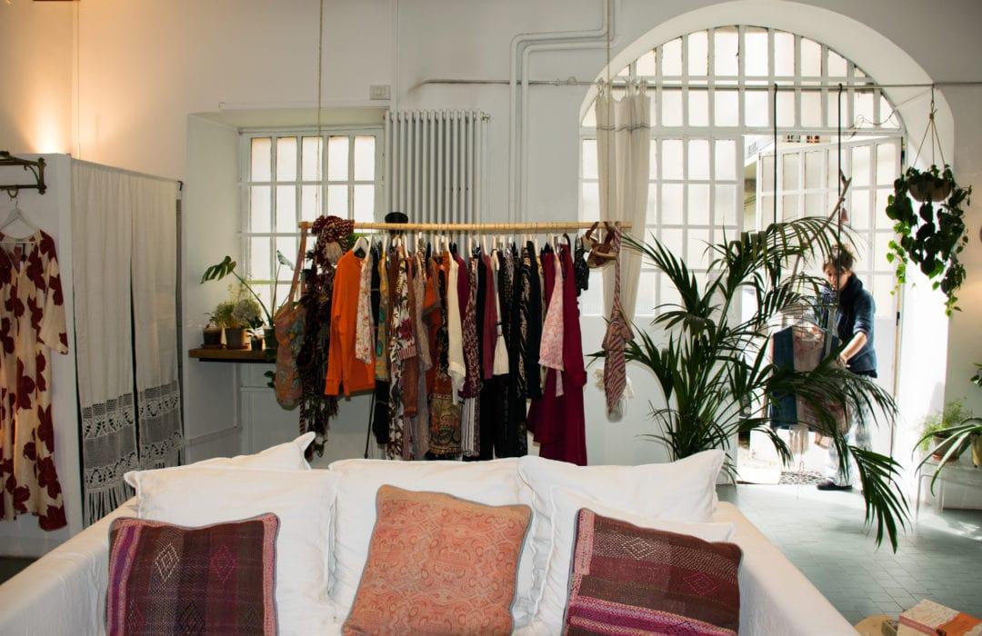 Bagni Paloma, un concept store che racconta una storia di passione