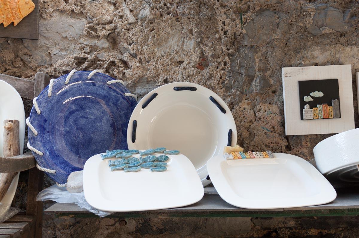 La bottega di Rena | ceramiche che sanno di mare